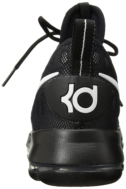 sports shoes cfb5e 3816b Amazon.com   NIKE Boys Zoom KD9 Big Kid Textured Basketball Shoes   Shoes