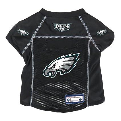 Amazon.com   Philadelphia Eagles Pet Jersey Size S - Licensed NFL  Memorabilia Merchandise   Pet Supplies 744bce2c1