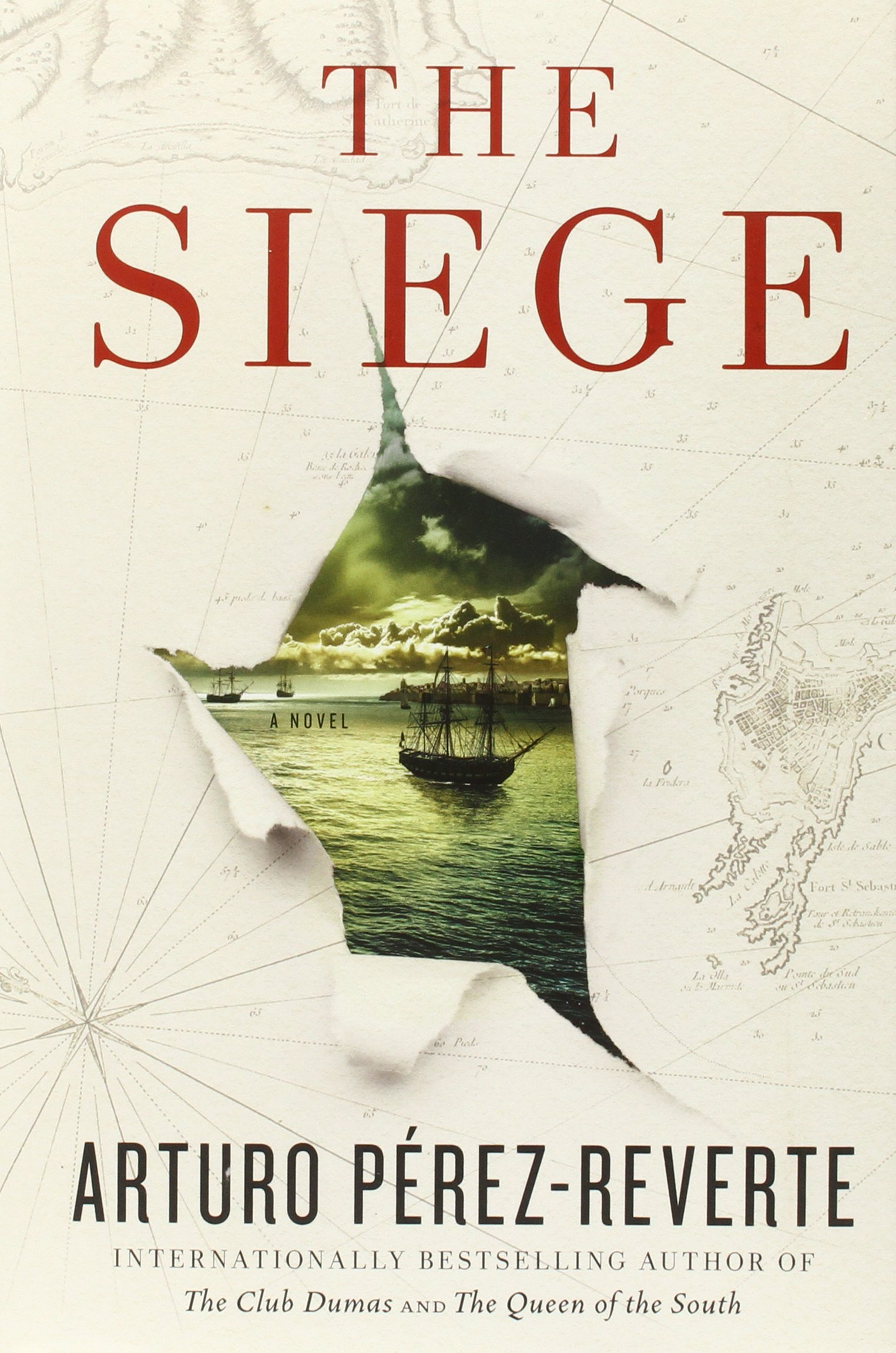 The Siege: Amazon.es: Perez-Reverte, Arturo, Paerez-Reverte ...