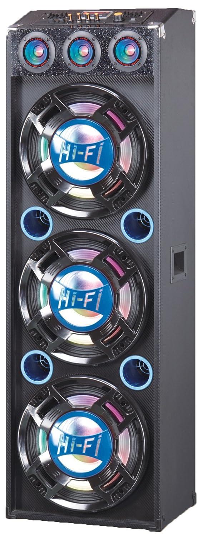QFX SBX-412300BTBL Speaker with Built-In Amplifier Bluetooth