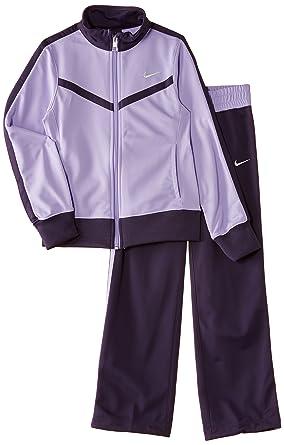 Nike 40 Warm Up - Chándal de fútbol para niña, Color Violeta ...