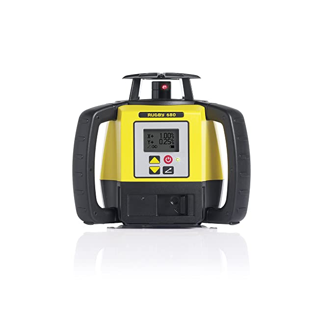 Best Grade Laser level For Occasional Uses: Leica Rugby 680