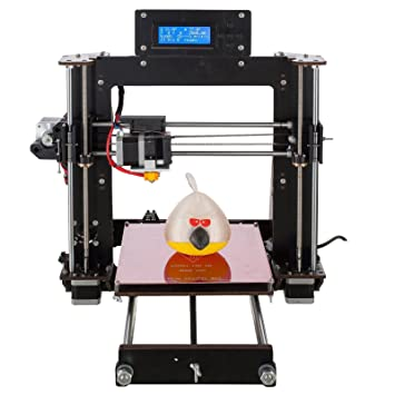 2016 Upgraded Full Calidad Alta Precisión Reprap Prusa I3 DIY ...