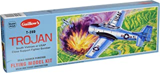 product image for Guillow's North American T-280 Trojan Model Kit