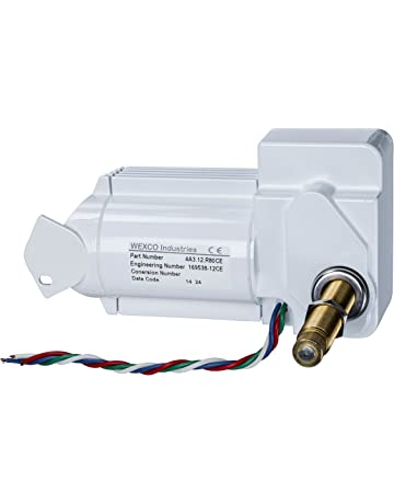 wexco wiper motor, 4a3 12 r110dce, three and a half inch (