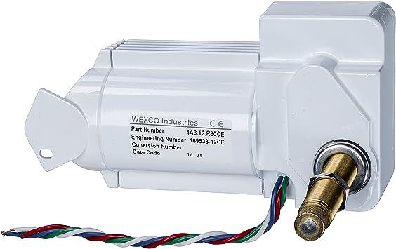 Wexco 4A1.12.R110CE 1.5 Wiper Motor 12V