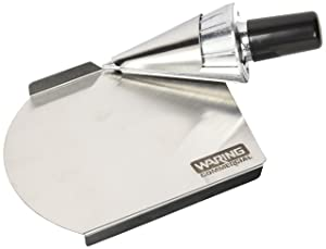 Waring Commercial CAC121 Large Waffle Rolling and Forming Tool, Silver