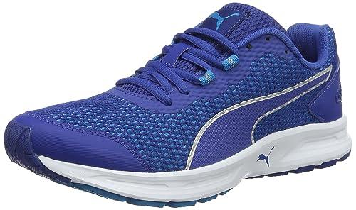 Descendant V4, Sneaker Uomo, Blu (True Blue-Blue Danube Silver 10), 39 EU Puma
