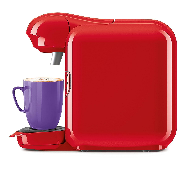 Rouge 1300 Watt 0,7 Litre Tassimo Bosch vivy 2 tas1403gb Machine /à caf/é