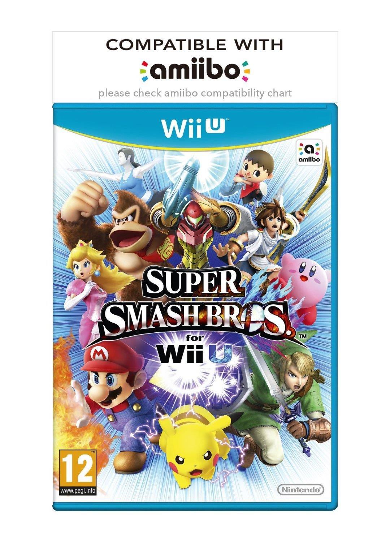 Super Smash Bros Wii U (Nintendo Wii U): Amazon.de: Games