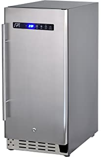 spt bf314u stainless steel beer froster - Under Counter Wine Cooler