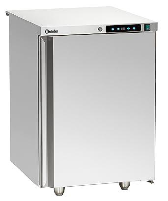 Bartscher 110139 autonome Edelstahl Kühlschrank – Kühlschränke ...