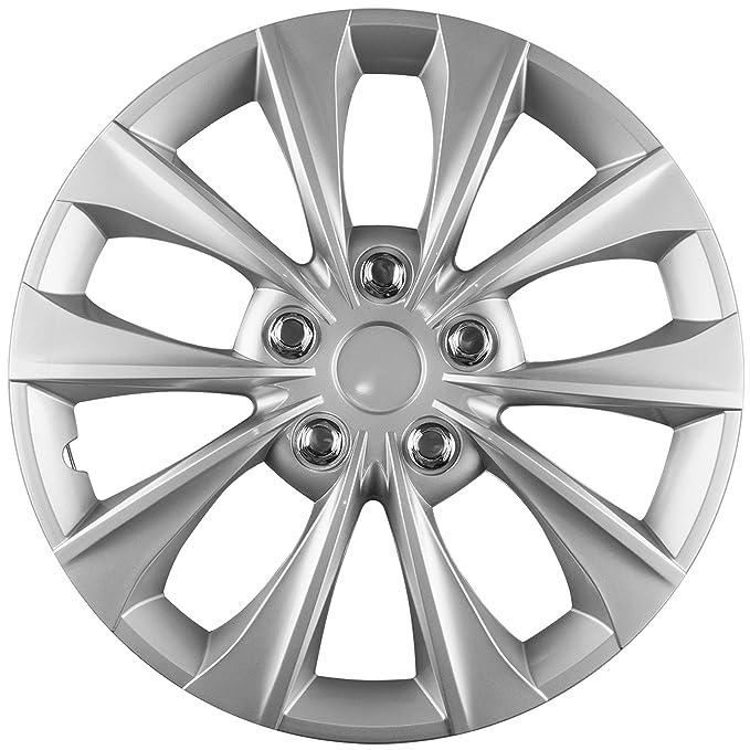 oxgord hub caps for 15 19 toyota camry pack of 4 wheel covers 16 Toyotaa Camry oxgord hub caps for 15 19 toyota camry pack of 4