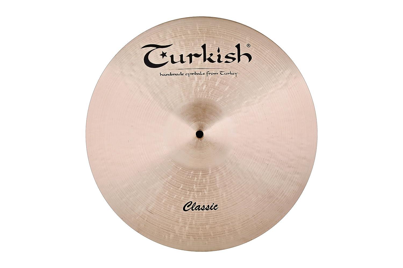 Turkish Cymbals Classic Series 18-inch Classic Crash * C-C18   B016PYYM3A