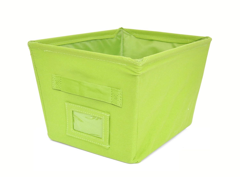 Urban Shop Collapsible Canvas Tote Green Idea Nuova 784857383171