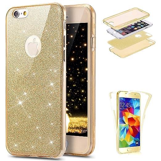 3 opinioni per Custodia iPhone 7 Plus Cover Case , JAWSEU [360 gradi] 3 in 1 Protezione