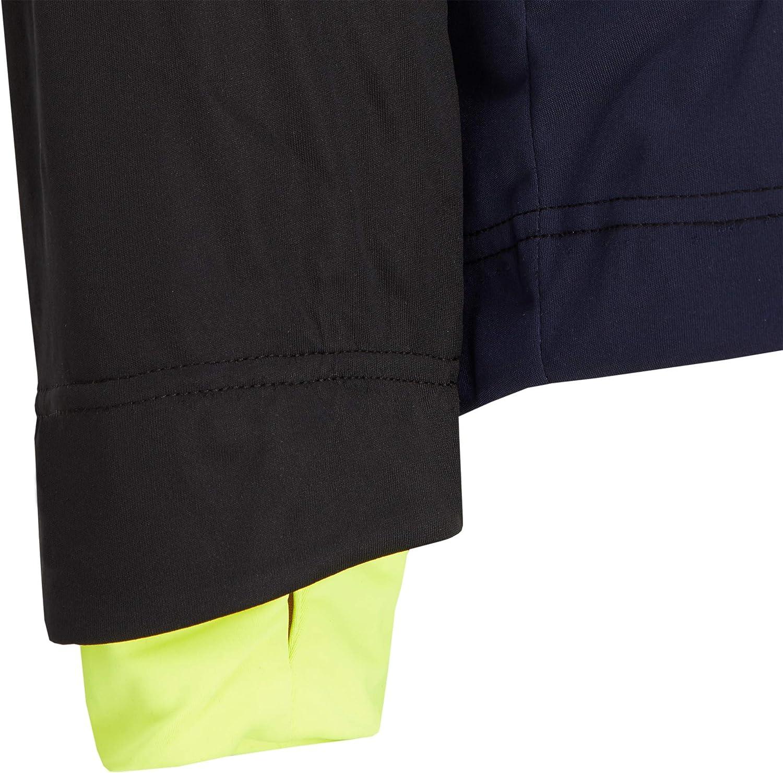 TAO Sportswear Atmungsaktive Herren Laufjacke UMAR