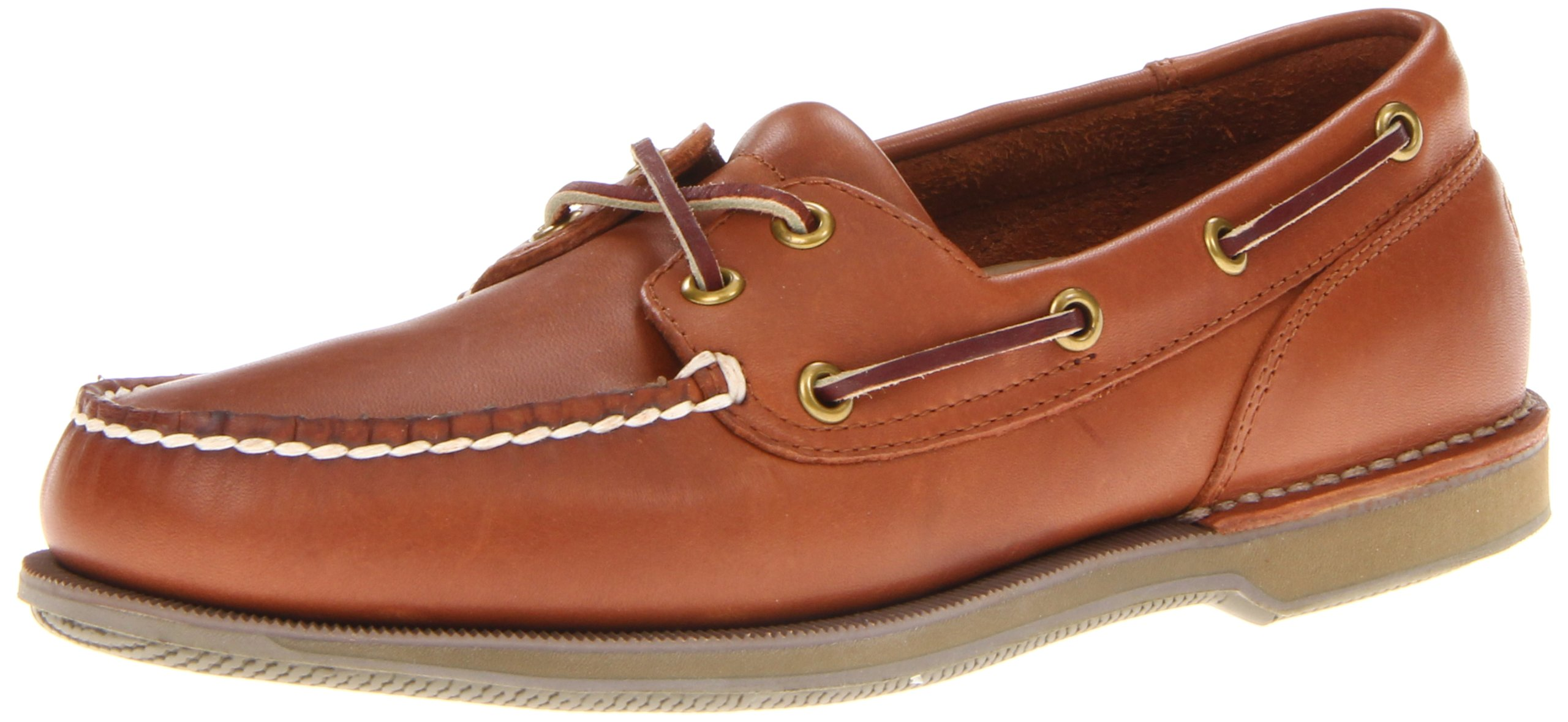 Rockport Men's Ports of Call Perth Slip-On,Timber,10.5 M US