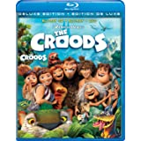 The Croods [Blu-ray 3D + Blu-ray + DVD + Digital Copy] (Bilingual)