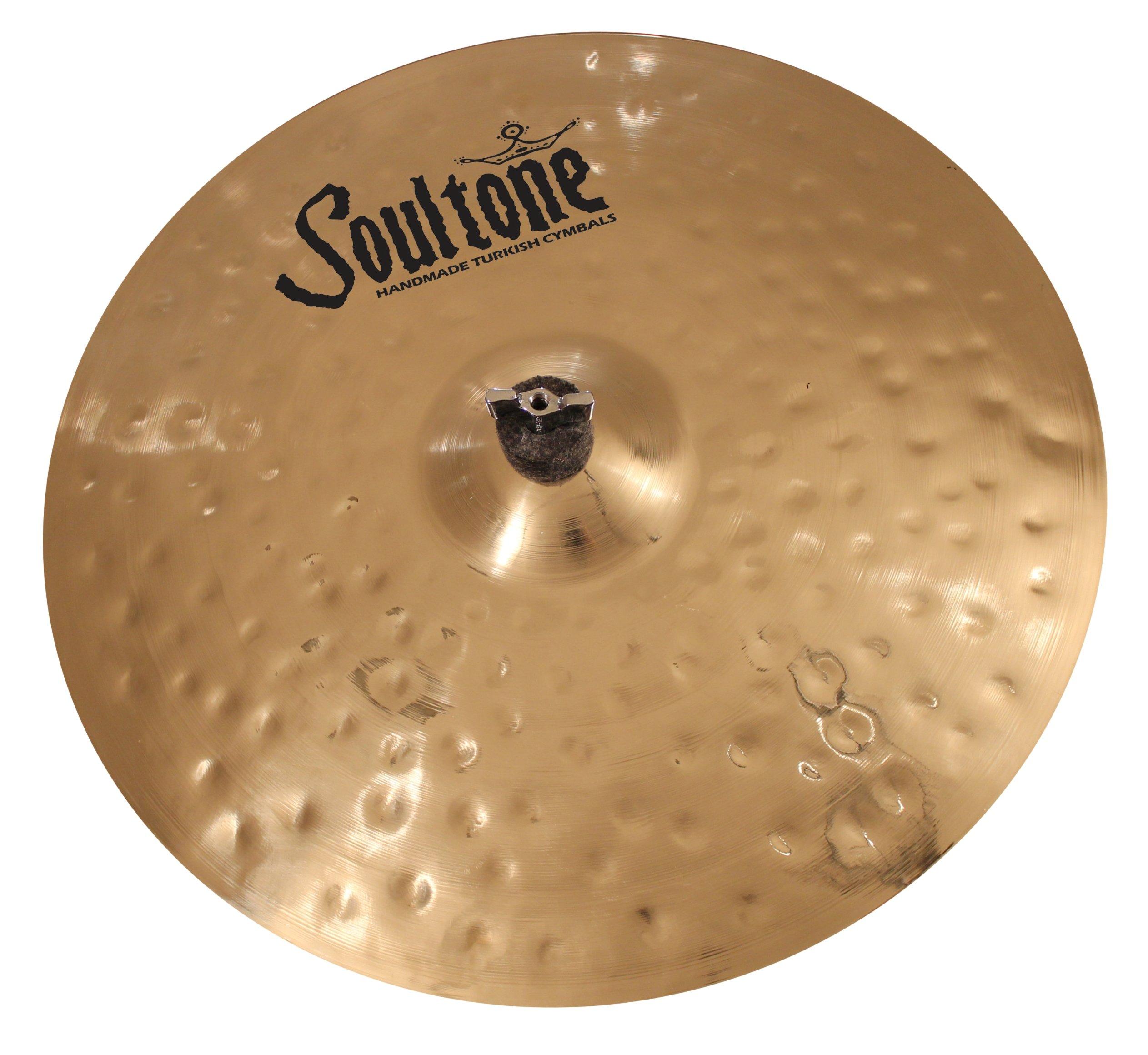Soultone Cymbals HVHMR-SPL09-09'' Heavy Hammered Splash