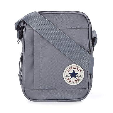 90723ddd4ead Converse Men Grey Logo Applique Cross Body Bag One Size  Converse ...