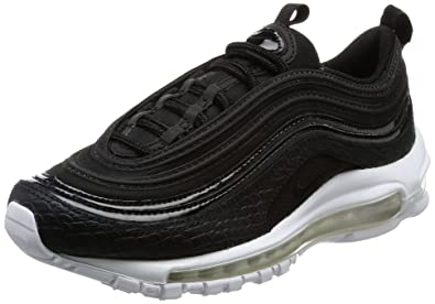 c0d54a3aa55f Nike Sportswear AIR MAX 97 17 Trainers black white Zalando.co.uk