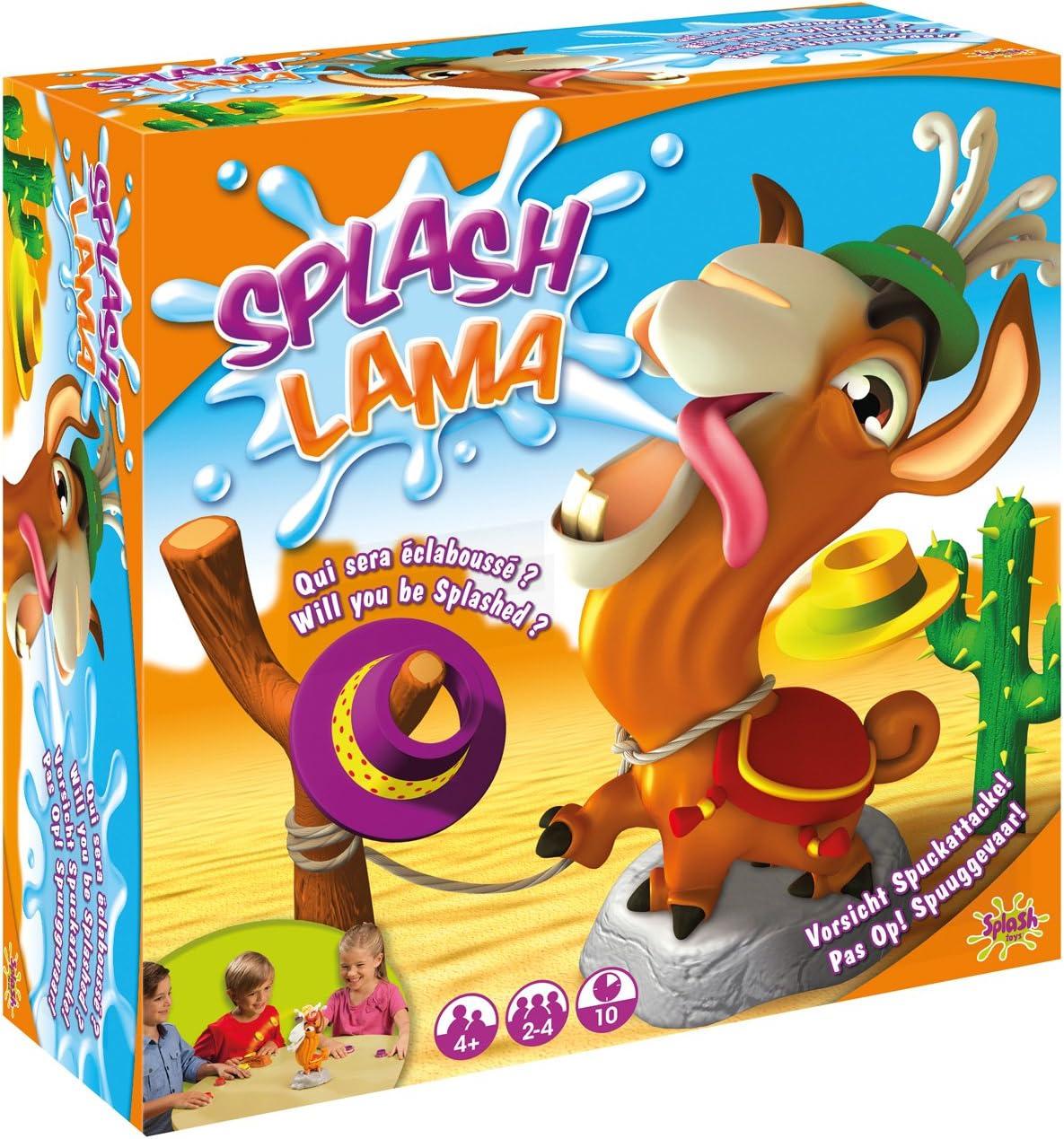 Splash Toys 30107 – Juego de habilidad – Splash Lama , color/modelo surtido: Amazon.es: Juguetes y juegos