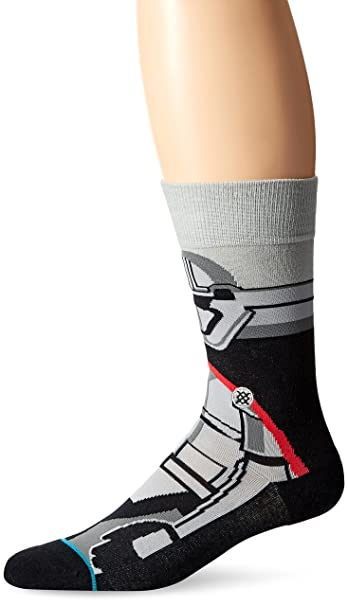 6654c301d7 Stance Men s First Order Star Wars Classic Crew Sock at Amazon Men s ...