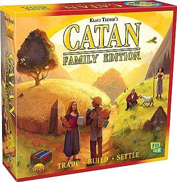 Mayfair Catan: Family Edition by Flat River Group: Amazon.es: Juguetes y juegos