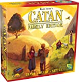 Mayfair Games MFG73002 Catan Family Edition Board Game