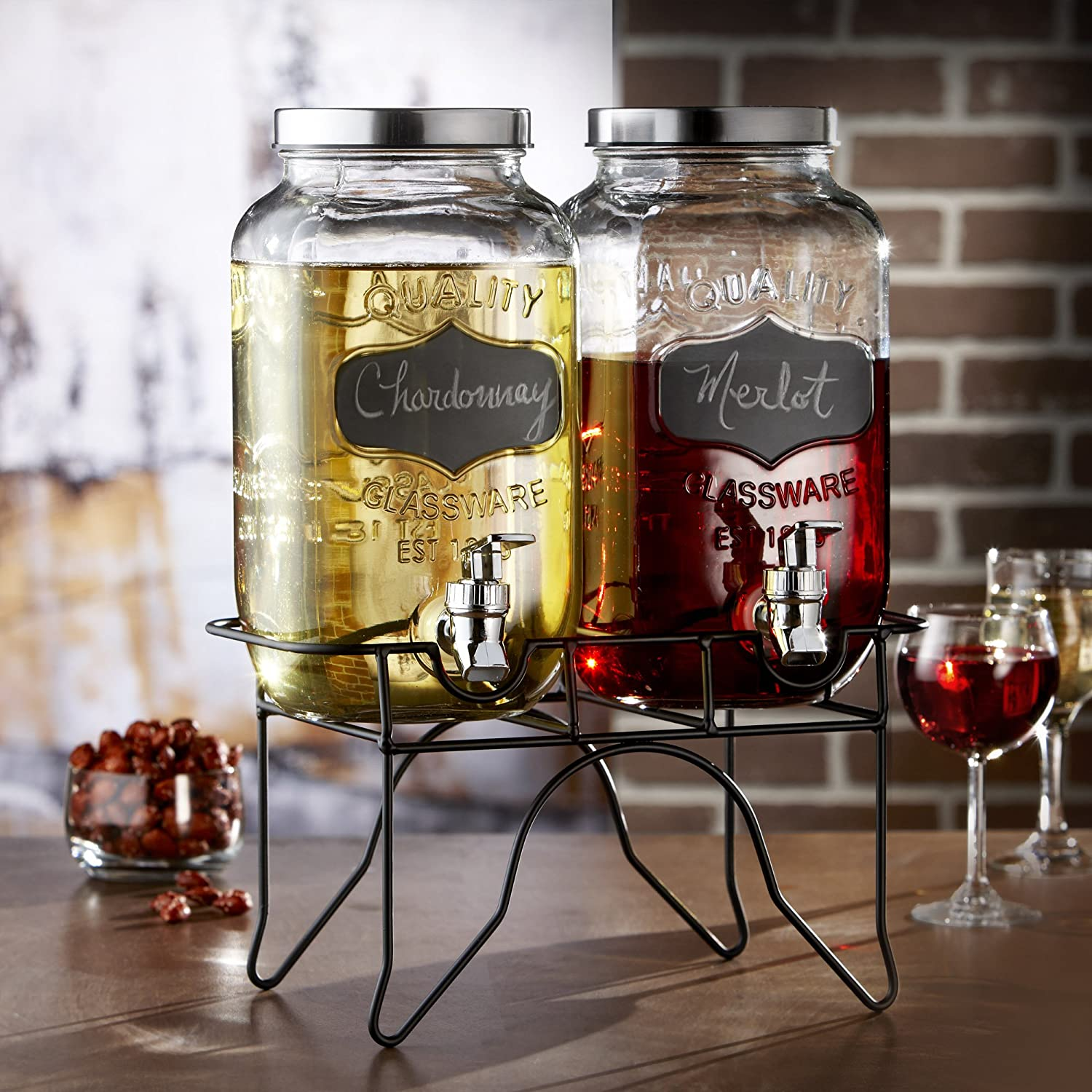 Wedding Guide Essentials Drink Dispenser Ideas To Stay Cool