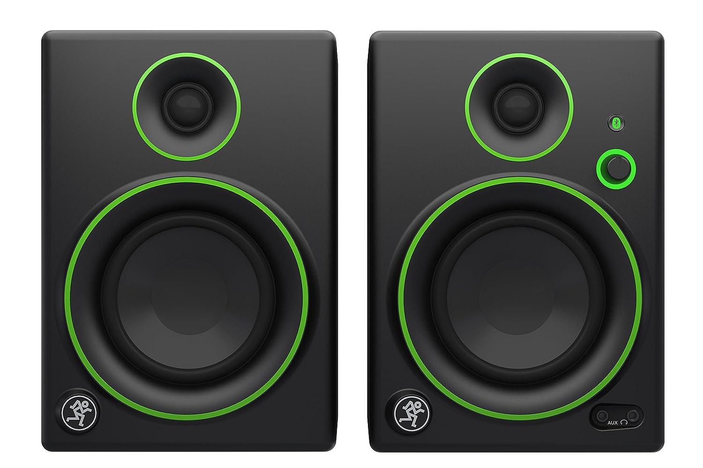 MACKIE マッキー Bluetooth対応クリエイティブリファレンスモニター CR4BT ペア販売 国内正規品 B01FHT38U2
