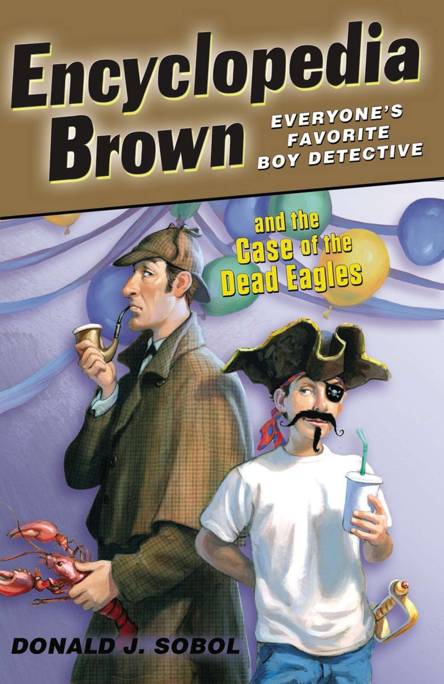 Download Encyclopedia Brown and the Case of the Dead Eagles pdf
