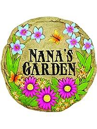 Spoontiques Nanau0027s Garden Stepping Stone