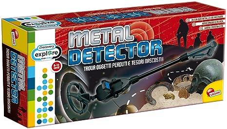 Liscianigiochi 42753 Discovery - Detector de metales