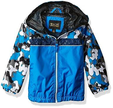 76c31341d Amazon.com  iXtreme Baby Boys  Camouflage Windbreaker  Clothing