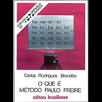 O que é método Paulo Freire (Primeiros Passos)