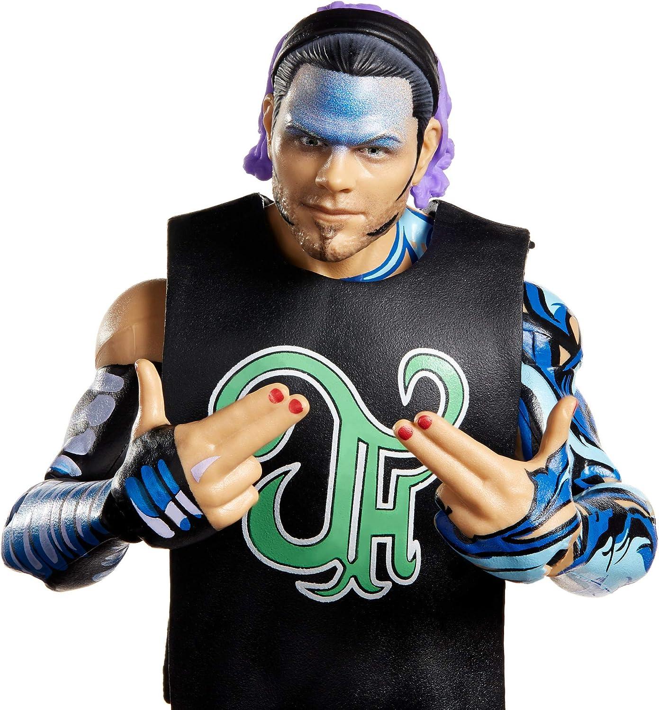 WWE Mattel Jeff Hardy Elite Series #75 Figure loose