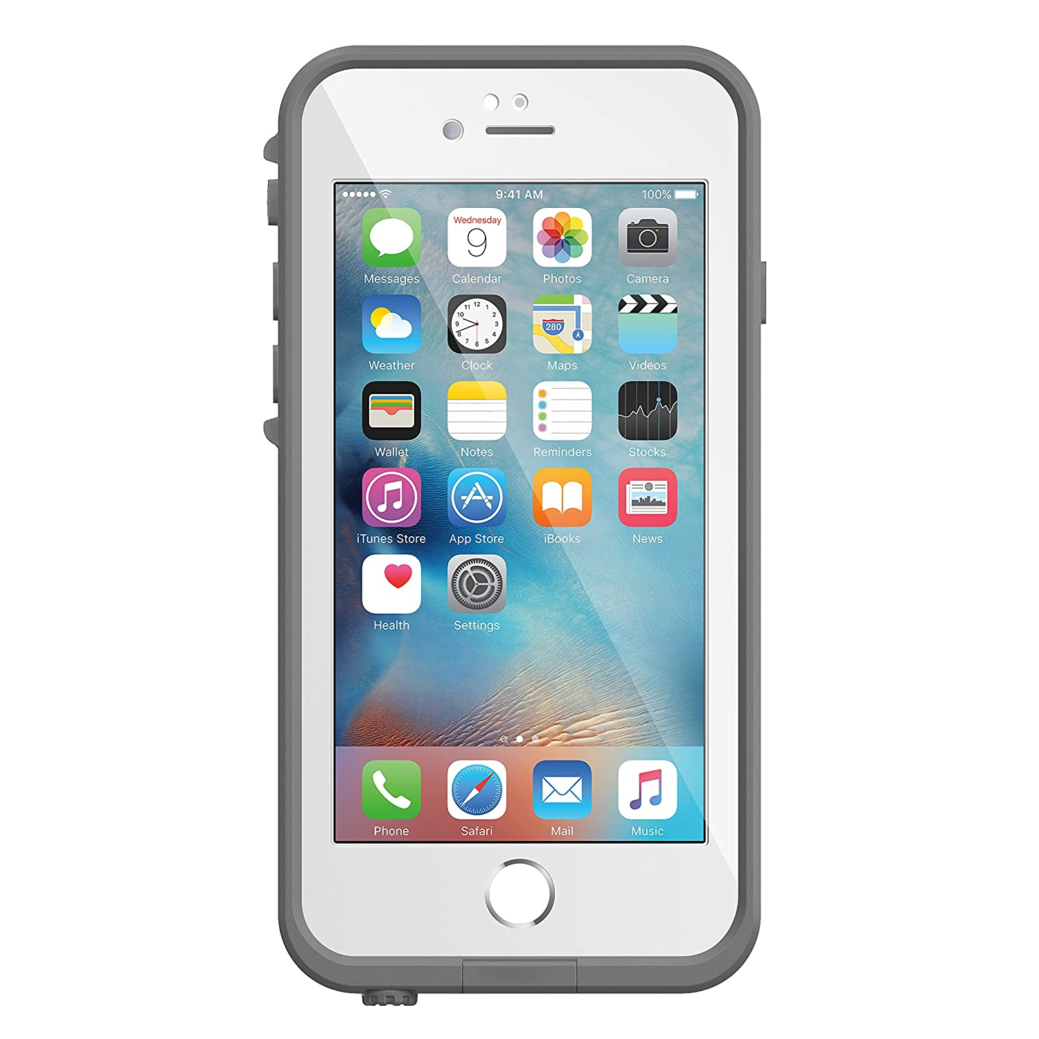 on sale e2c23 cf108 Lifeproof FRĒ SERIES iPhone 6 Plus/6s Plus Waterproof Case (5.5
