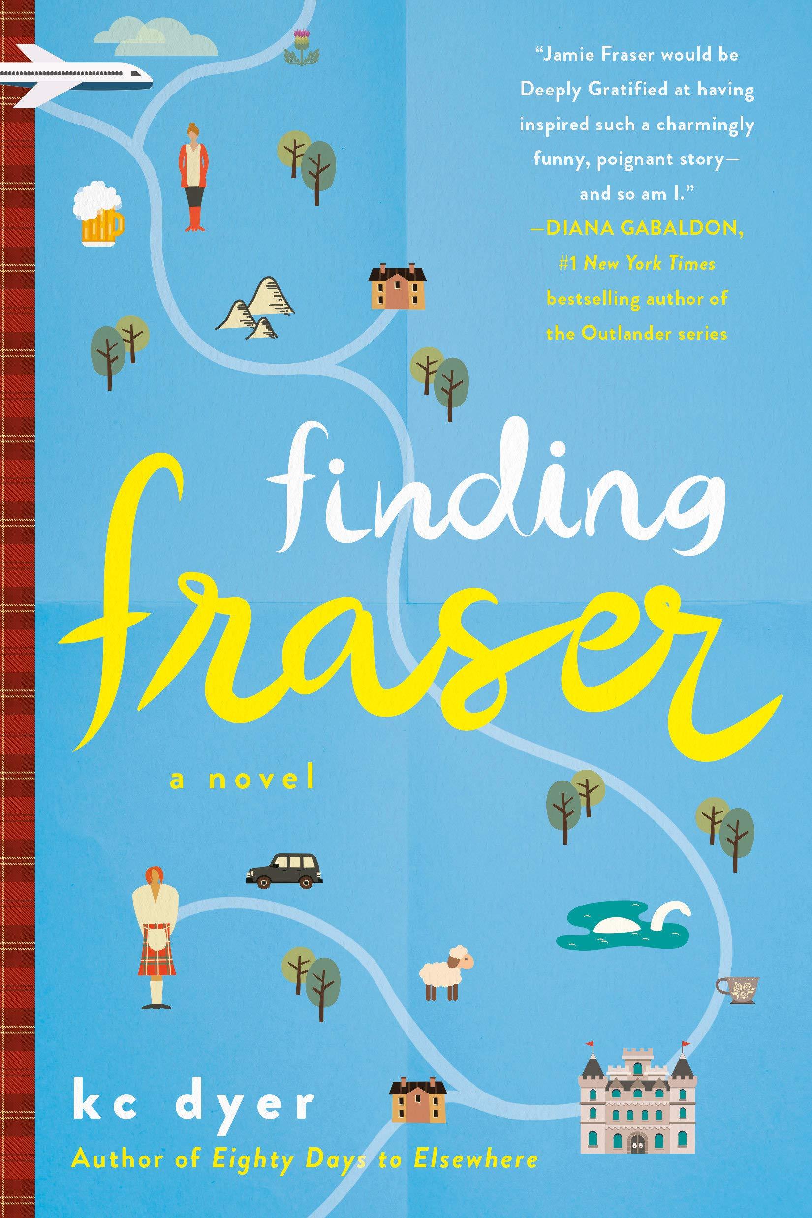 Finding Fraser Amazon.de dyer, kc Fremdsprachige Bücher