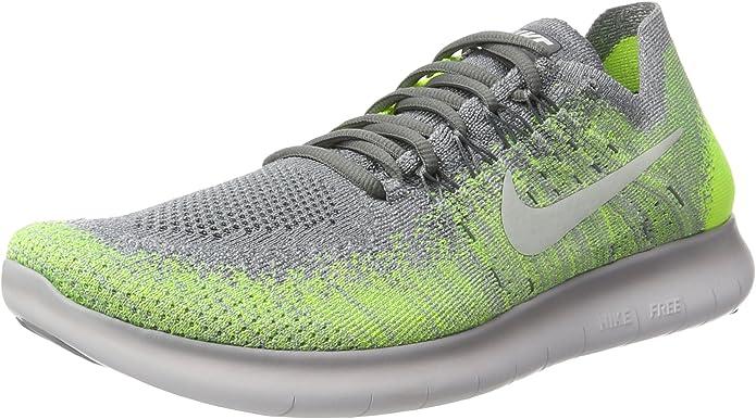 Nike Free RN Flyknit 2017 - Zapatillas de Entrenamiento Niños: Amazon.es: Zapatos y complementos