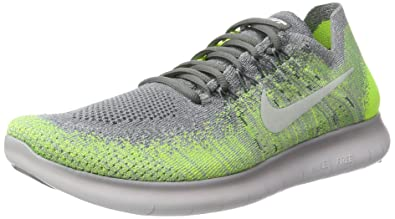 c6389d674706c Image Unavailable. Image not available for. Color  Men s Nike Free RN  Flyknit 2017 Running Shoe ...