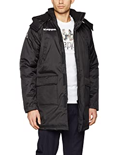 Adidas Coach Parka Homme Bleu FR   S (Taille Fabricant   S)  Amazon ... bbbf2144666f