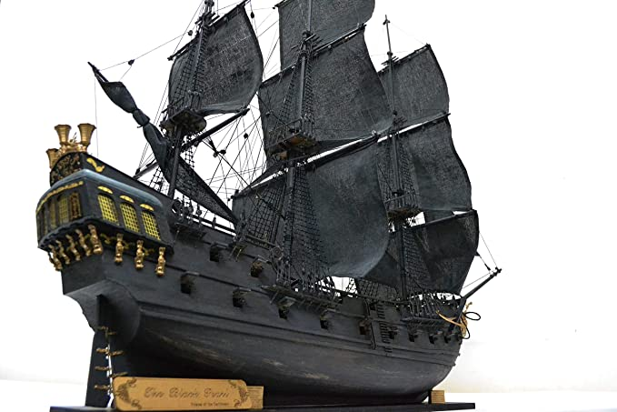 Amazon.com: The Black Pearl Golden Version 2019 - Kit de ...