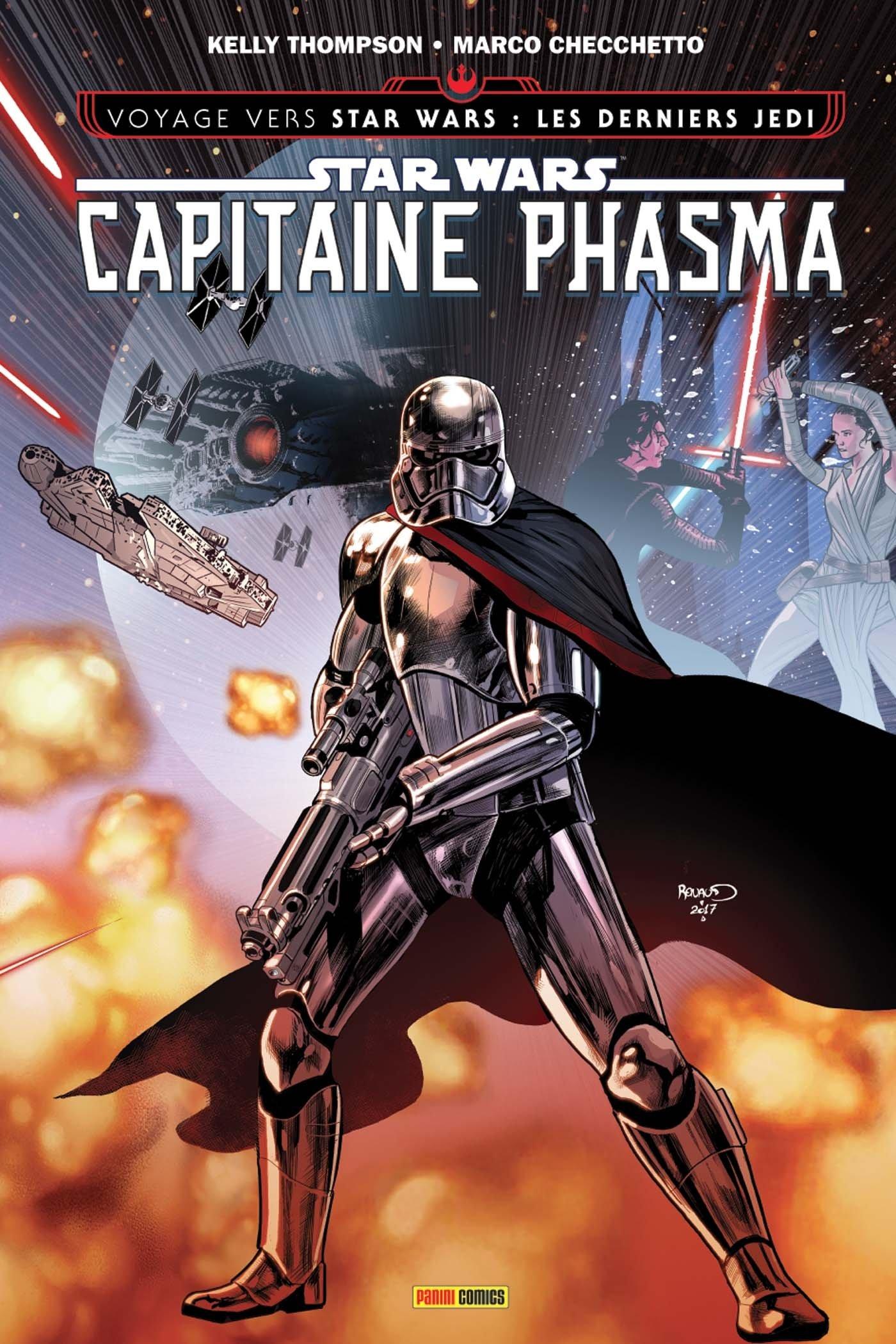 comics star wars anniversaire