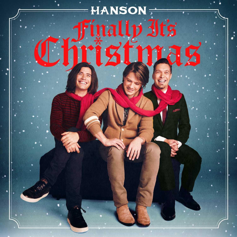 Hanson - Finally, It\'s Christmas - Amazon.com Music