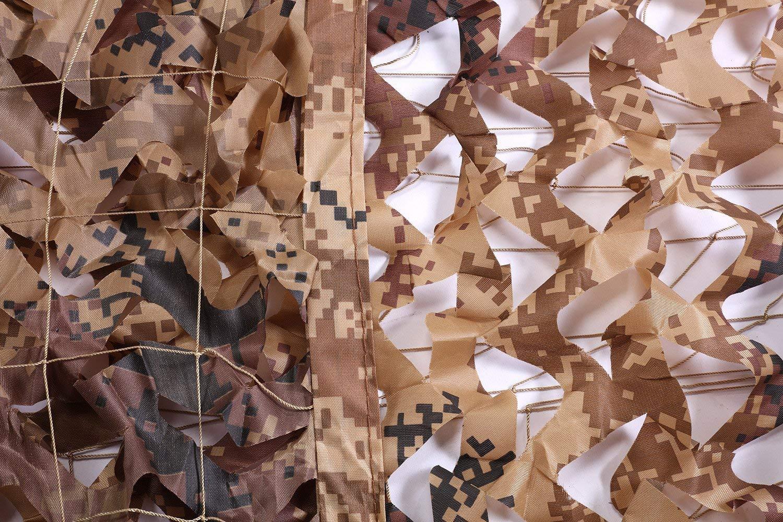 Desert Camouflage Net Net Net Oxford Tessuto Photography Casa sull'albero Decorazione della casa Paintball Parasole Pesca Film Nightclub Cs Gioco di persona Sparatoria Copertura auto Camo Rete 3x4m, 4x5m, 4x6 B07M9L1V9H 6x8m | Promozioni  | A Prezzo Ridotto  |  7be4bb