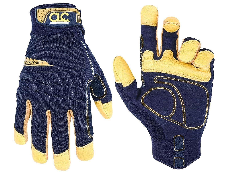 Flexgrip Kuny es resistente guantes - tamaño mediano KUN133M: Amazon.es: Bricolaje y herramientas