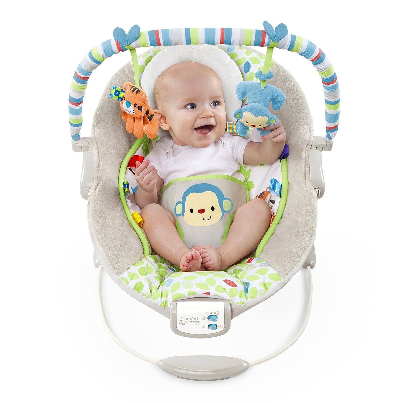 fort & Harmony Monkey Bouncer Amazon Baby