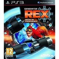 Generator Rex Agent Of Providene Ps3 Oyunu SIFIR